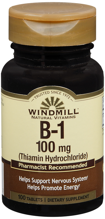 B-1 100 By Windmill Health Products