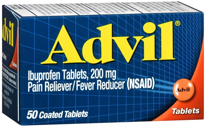 Advil 200 mg Tab 50 By Pfizer Pharma Item No.:OTC184473 NDC No.: 00573-0150-30 00573-0150-30 0057315030 00573015030 UPC No.: 3-05730-15030-9 305730-150309 305730150309 Item Description: Misc Pain Reli