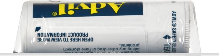 ADVIL TABLET POCKET PACK 10CT By Pfizer, . Item No.:OTC916686 NDC No.: 00573-0151-10 00573-151-10 0057315110 00573015110 UPC No.:3-05730-15110-8 305730-151108 305730151108