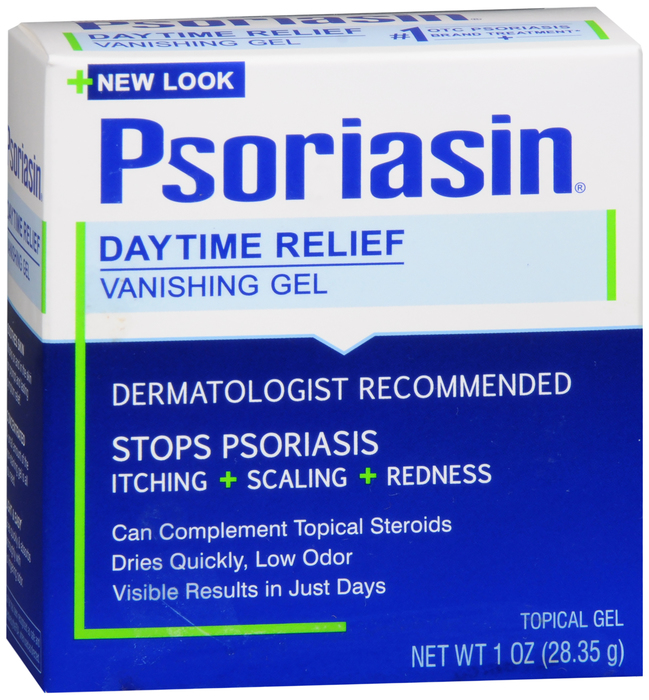 Psoriasin 1 oz By Alva-Amco Pharmacol Cos.Inc. Item No.:4224194 NDC No.: UPC No.: 072959660284 Item Description: Therapeutic Hand & Body Other Name:Psoriasin Therapeutic Code: Therapeutic Class: Hair