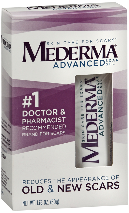 Mederma GEL 1.76 OZ BY Merz Pharma case of 12