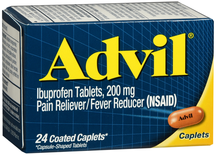 Advil 200 mg Tab 24 By Pfizer Pharma Item No.:OTC013870 NDC No.: 00573-0160-20 00573-160-20 0057316020 00573016020 UPC No.: 3-05730-16020-9 305730-160209 305730160209 Item Description: Misc Pain Relie