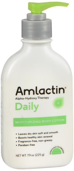 Amlactin Daily Moisturizing Body Lotion 7.9 Oz