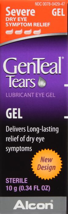 GentealTears SEVERE GEL 10GM by Alcon
