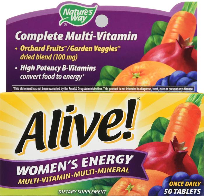 '.Alive Womens 18-400-80 Tab 50 .'