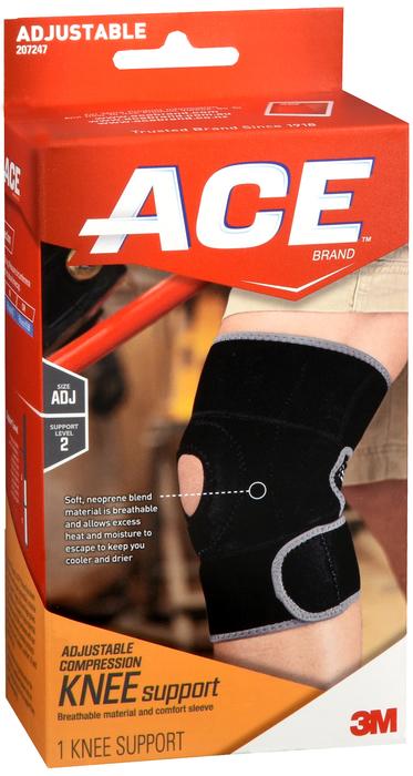 Ace Knee Brace Neoprene One Size
