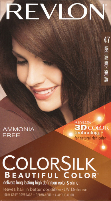 COLORSILK 47 MEDIUM RICH BROWN