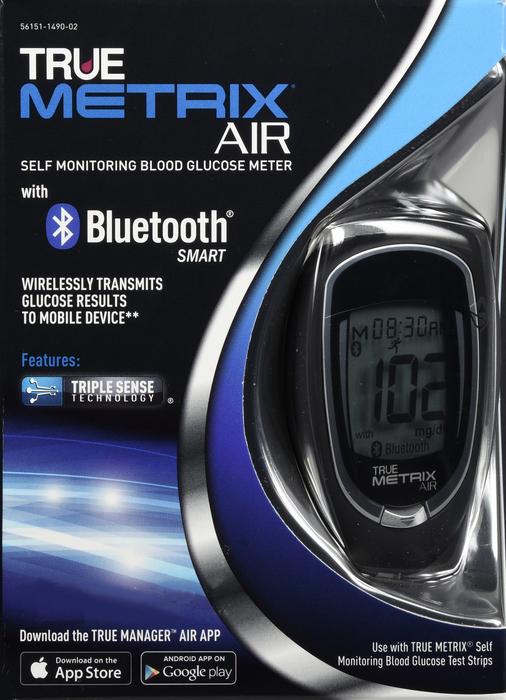 True Metrix Air Meter STARTER