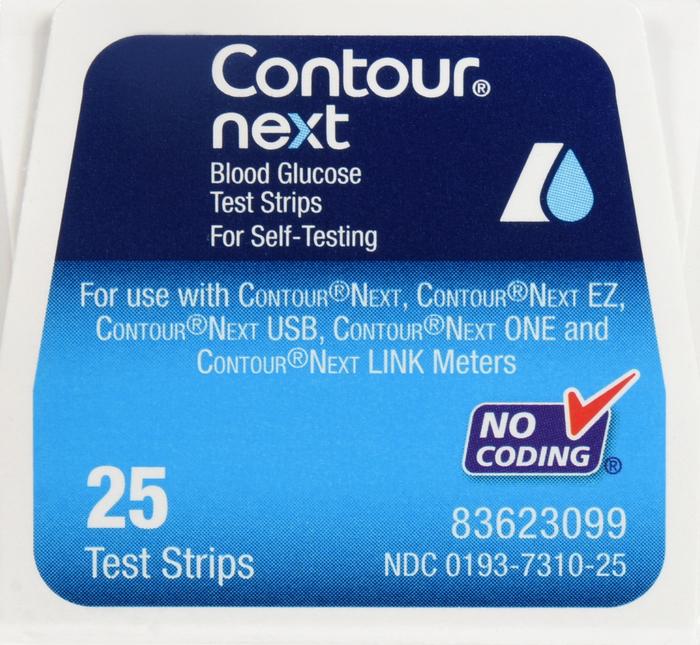 '.Bayer Contour Next Test Strip .'