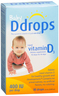 Ddrop Vit D 400 IU Baby Drop 0.17 oz