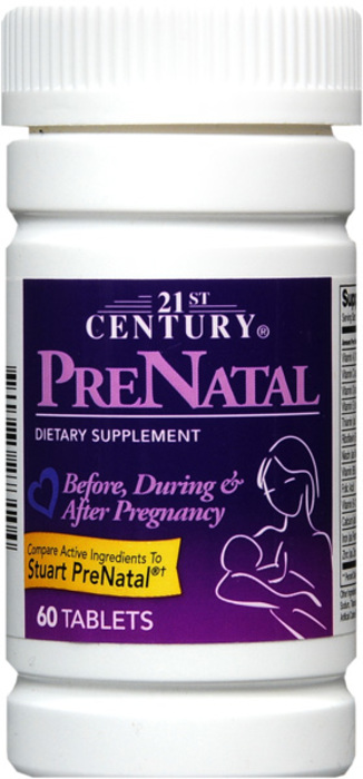 '.PRENATAL VITAMIN TABLET 60CT 2.'