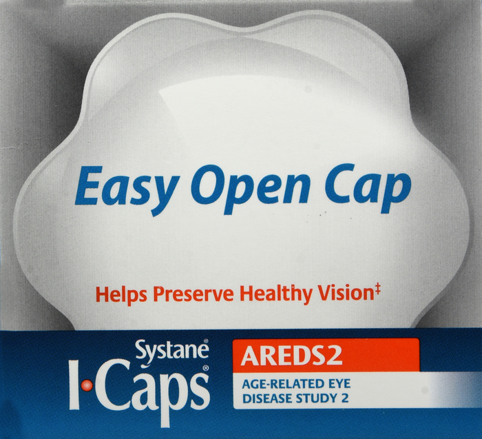 Icaps Areds 2 Sgc 120 Count Systane by Alcon Vision Care
