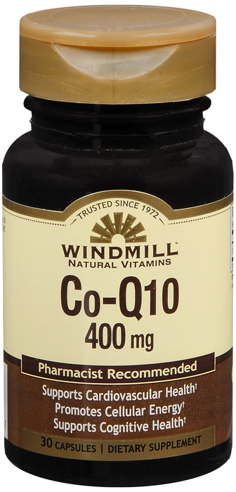 Windmill Co-Enzyme 30 By Windmill Health Products Item No.:4122236 NDC No.: UPC No.: 035046004347 Item Description: Enzymes, Amino Acids & Hormone Other Name:Windmill Co-Enzyme Therapeutic Code: Thera