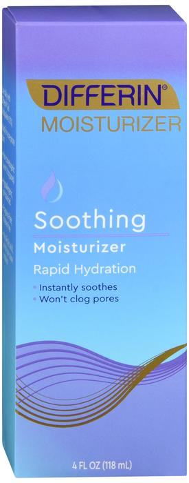 Differin Moisturizing Liquid 4 Oz